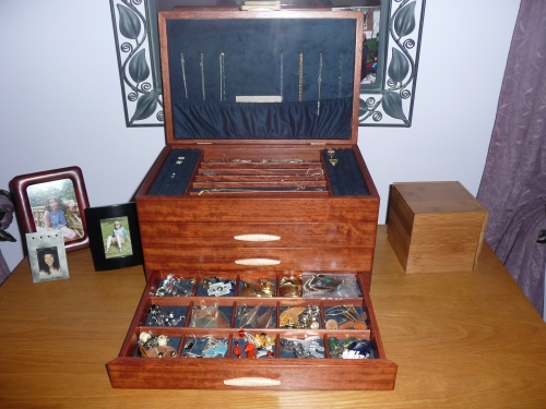 new jewelry box