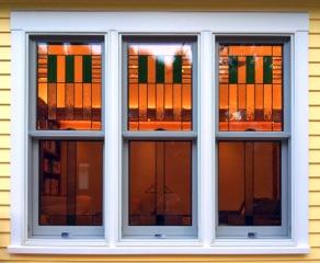 October 2013 everywhere i go for Andersen windows art glass