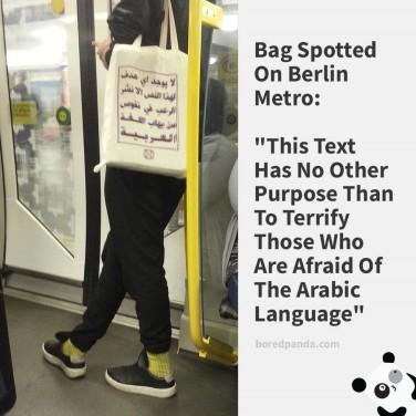 arabic bag